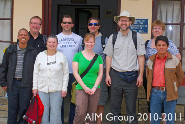 AIM Group 2010-2011