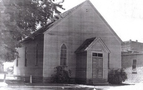 First Regular Baptist Church Dresden | photo courtesy of Canadian Baptist Archives